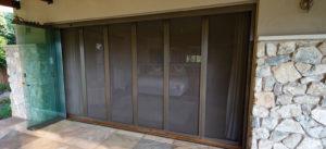 FG Frameless Glass Security Mesh System