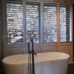 FG Frameless Glass - FG Security Shutters - Bathroom windows - Developments