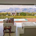 FG Frameless Glass - FG Frameless Stackaway Glass Systems - Living room - Development