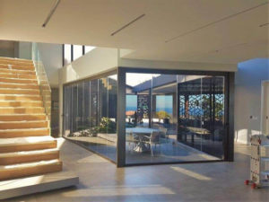 FG Frameless Glass - FG Frameless Stackaway Glass Systems - Boardroom - enclosure - Office space - Corporate