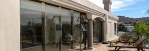 FG Frameless Glass Slding Stacking Doors