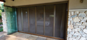 FG Frameless Glass Security Mesh System