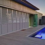 FG Frameless Glass - FG Security Shutters - Living room shutters- Developments