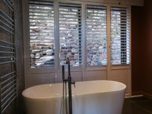 FG Frameless Glass - FG Security Shutters - Bathroom windows - Developments