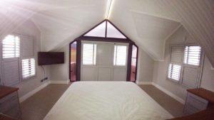 FG Frameless Glass - FG Security Shutters - Master bedroom windows and doors - Developments
