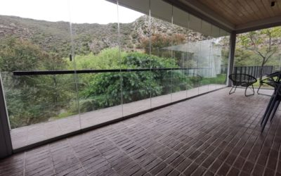 Frameless Glass as a solution Guesthouses & Lodges