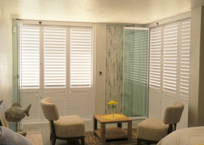 Security Shutter Systems - Waiting room - Corporate