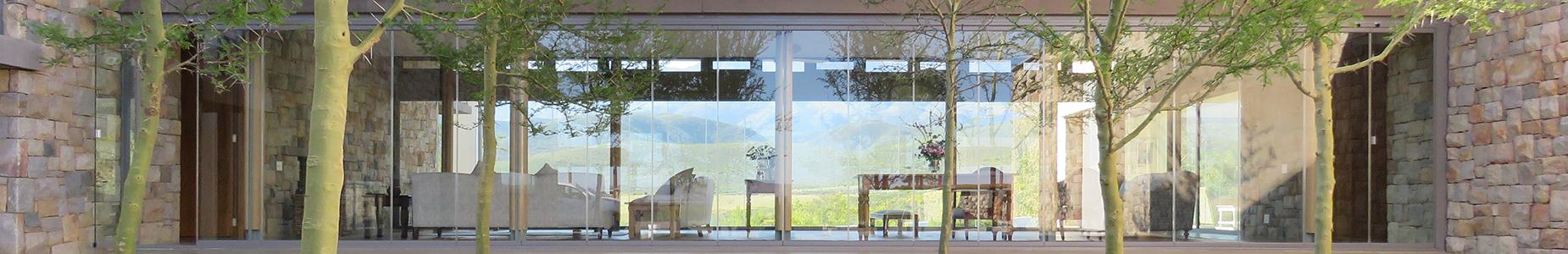 Frameless Glass System